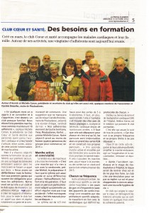 Article Presse d4armor du 15 10 2014